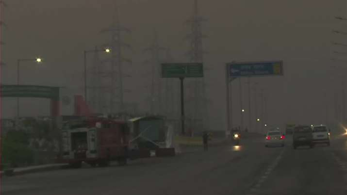 delhi rains, delhi rains today