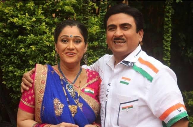 India Tv - Disha Vakani and Dilip Joshi