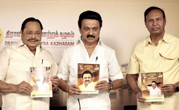 DMK promises 75% job quota for local people in TN