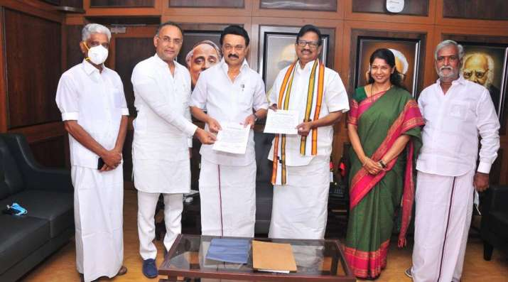 Tamil Nadu Polls 2021: DMK gives 25 Assembly seats, Kanyakumari Lok Sabha seat to Congress