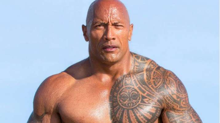 Dwayne Johnson announces 'Black Adam' release date