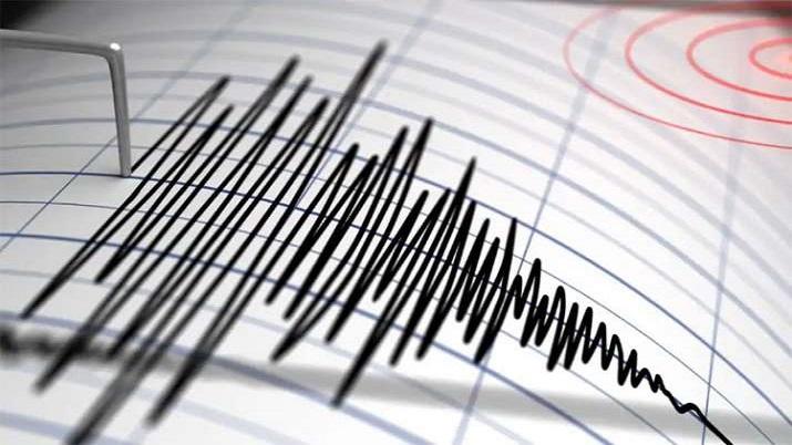Earthquake hits Meghalaya