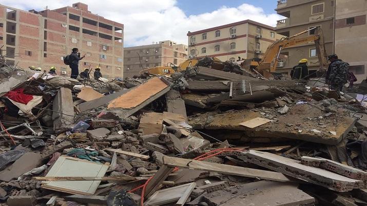 egypt, cairo, building, mediterranean, egypt building collapse, cairo building collapse death toll,