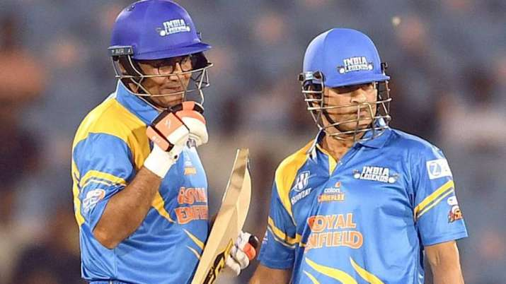 India Legends vs England Legends