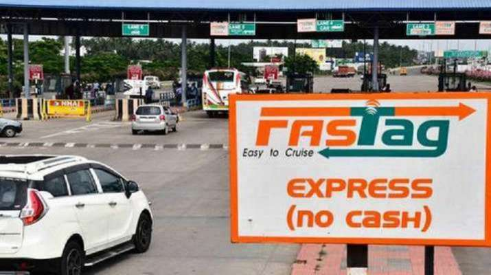 FASTag toll collection
