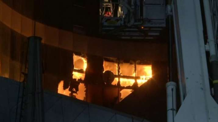 Mumbai: 2 dead after fire breaks out at COVID-19 hospital