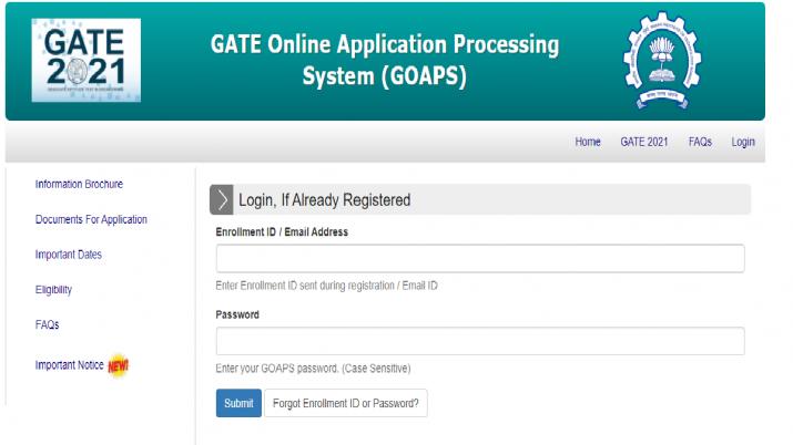 India Tv - GATE 2021 exam result declared