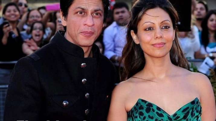 Gauri, fond of throwback pics, shares another one with Shah