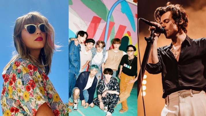 Taylor Swift, Harry Styles, BTS and more to perform at ...