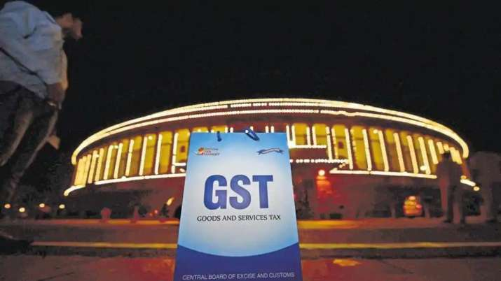 אוספי GST, אוספי GST פברואר, אוספי GST 1 lakh crore, GST החדשות האחרונות,