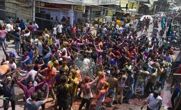 Senior citizen beaten to death by Holi revellers