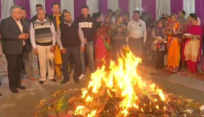 MP: Indore administration allows Holika Dahan celebration
