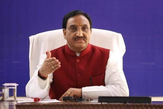 NEET to be conducted only once in 2021, Ramesh Pokhriyal