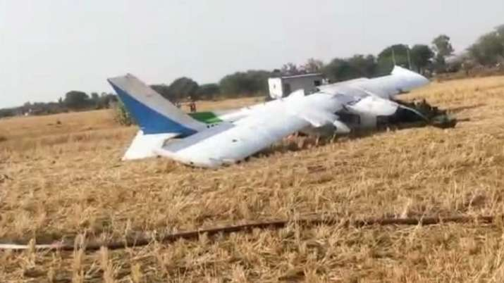IAF Pilots aircraft crash
