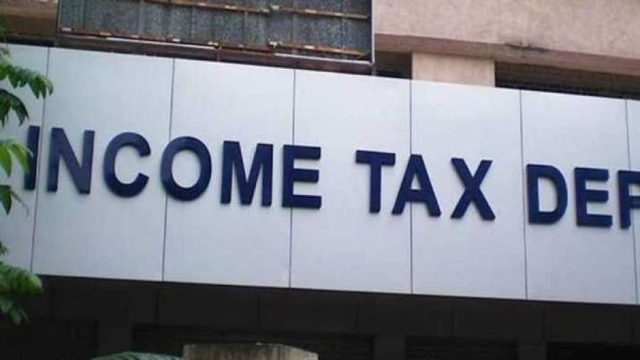 Income Tax department conducts searches at two groups of