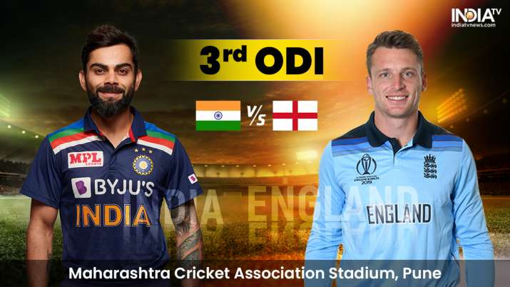 Live Streaming Cricket India vs England 3rd ODI: How to Watch IND vs ENG 3rd ODI Live Online on Hots