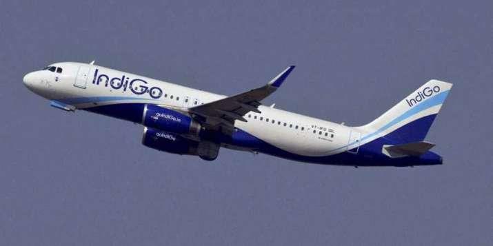 Delhi indigo flight emergency landing, emergency landing nagpur airport, passenger dies,