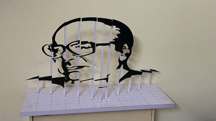 ITI, Berhampur innovates 3D Graphics Sculpture fabrication