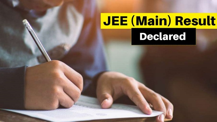 JEE Main 2021 Toppers, JEE Main Result 2021, NTA JEE Main
