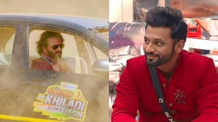 Khatron Ke Khiladi 11: Rahul Vaidya approached for Rohit Shetty's show after Rubina Dilaik, Abhinav