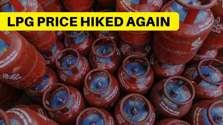 LPG price hike, Cooking gas price hike, LPG price increase, LPG price hike in Delhi, cooking gas price in delhi