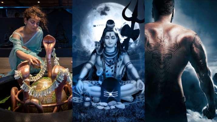 Happy Mahashivratri 2021: Kangana Ranaut, Anupam Kher to Ajay Devgn, B'Town stars pour in wishes for