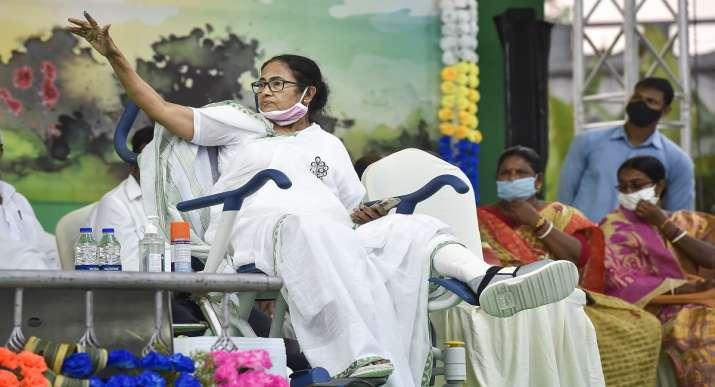 mamata gotra, shandilya gotra, mamata banerjee's gotra,bengal election news,giriraj singh,mahua moit