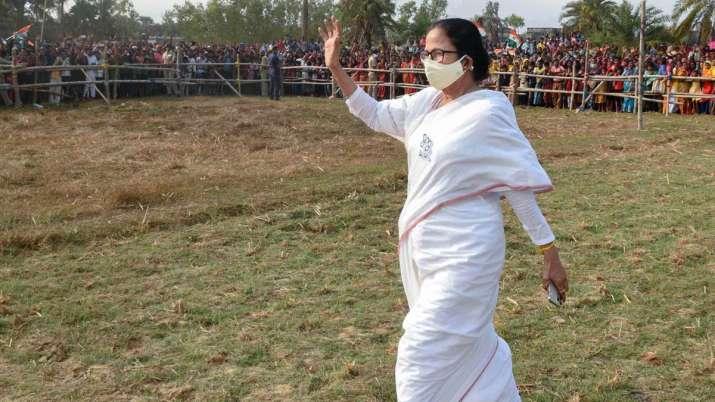 nandigram election news, mamata banerjee nomination, bengal polls 2021
