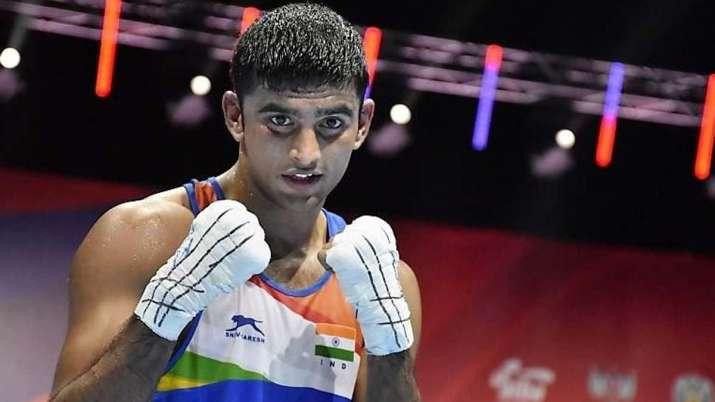 Olympic-bound Indian boxer Manish Kaushik
