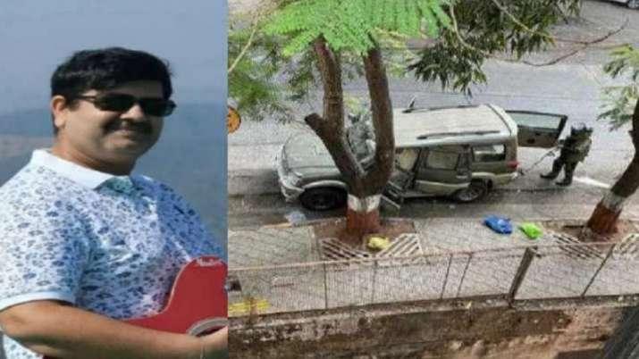Mansukh Hiren death case