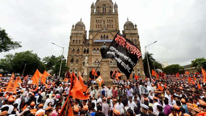 maratha reservation, reservation system in india