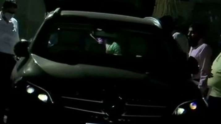 NIA has seized a black Mercedes Benz car used by Sachin