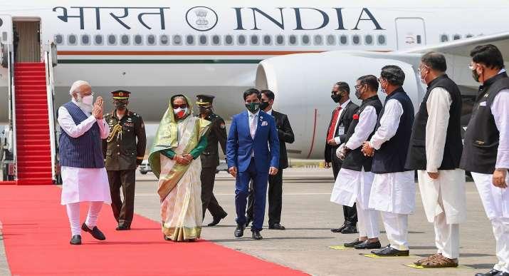 PM Modi Bangladesh visit, TMC, TMC letter to EC,TMC objects to Modi's Bangladesh visit