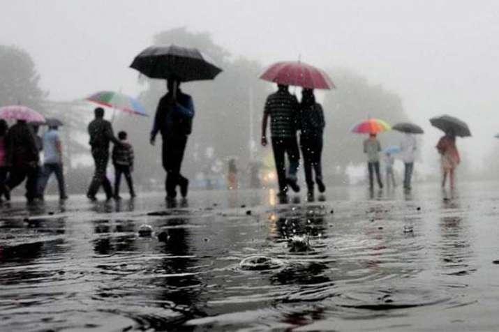 Delhi NCR Rain, Delhi NCR Rain latest news, Delhi NCR Rain latest news photos videos, Delhi NCR temp
