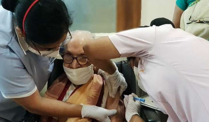 Karnataka: 103-year-old becomes oldest woman in India to