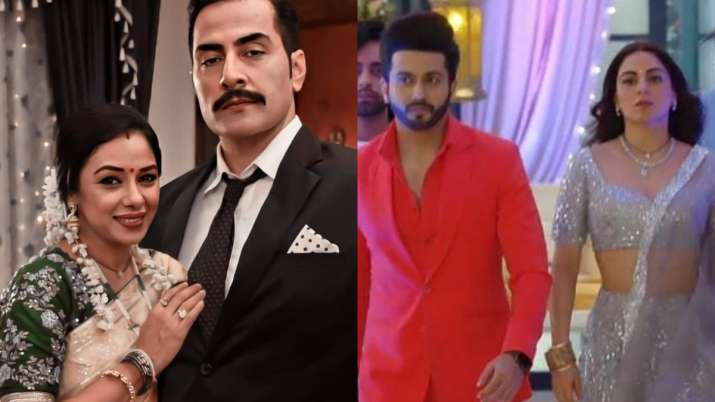 Four TV shows of Star Plus have made it to the top 5 of the BATC TRP list in the 10th week of the ye