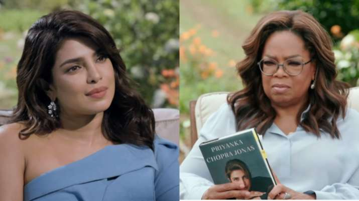 Priyanka Chopra Jonas, Oprah Winfrey