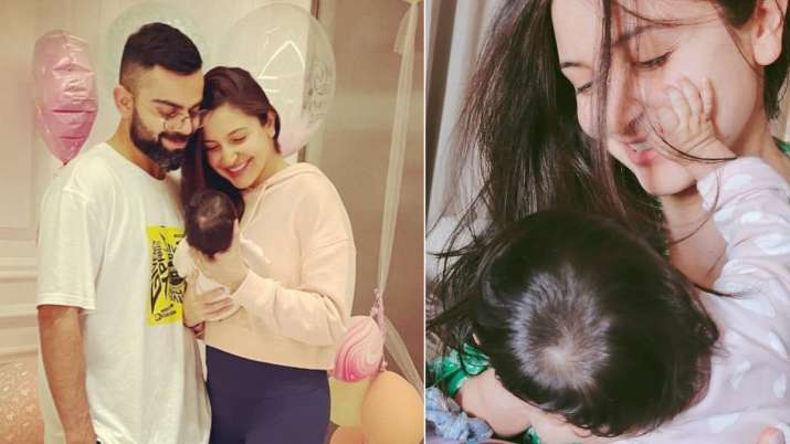 Anushka Sharma's endearing photo with daughter Vamika breaks the internet