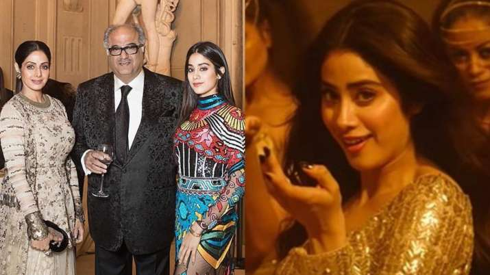 After watching Janhvi Kapoor's Roohi, emotional Boney says mother Sridevi would have been proud