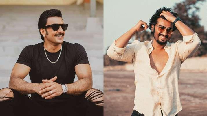 Arjun Kapoor shares pics from his beach visit; Ranveer Singh rekindles bromance as he remarks 'Haaye