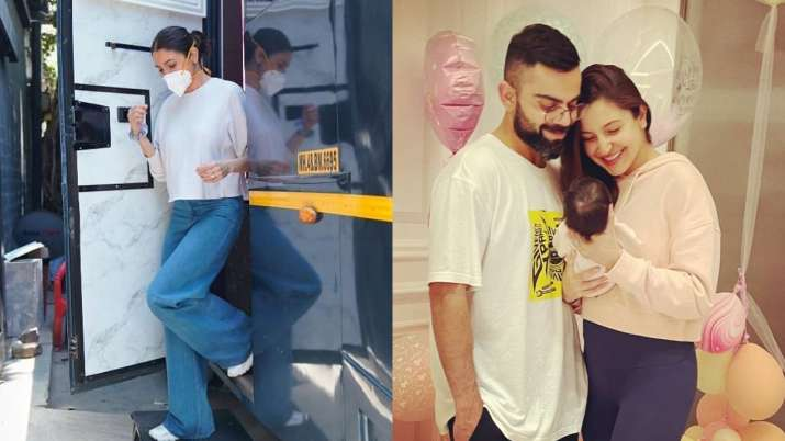 Anushka Sharma's video saying 'I won't be working after marriage' goes viral as she returns to work
