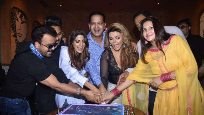 Bigg Boss 14: Rakhi Sawant hosts bash for Nikki Tamboli, Jaan Kumar Sanu,  Sonali Phogat and others | Tv News – India TV