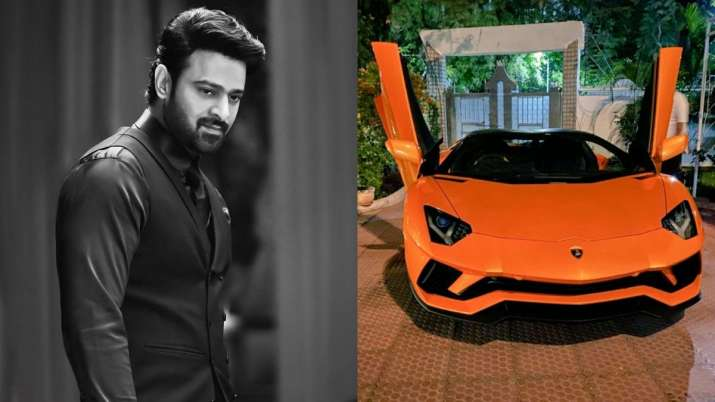 Adipurush actor Prabhas rides his swanky new beast worth Rs 6 crore. See viral pics, videos