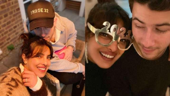 Nick Jonas' adorable selfie with wife Priyanka Chopra catches fans attention