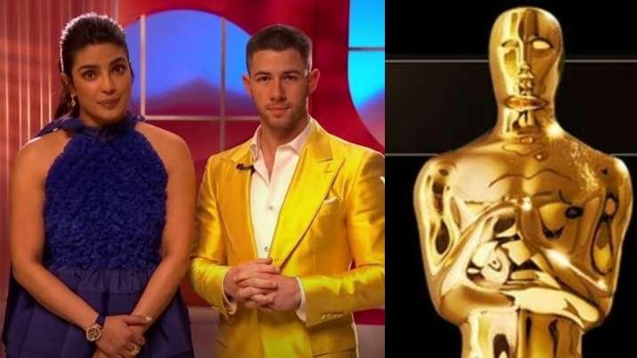 Priyanka Chopra, Nick Jonas announce Oscar 2021 nominations