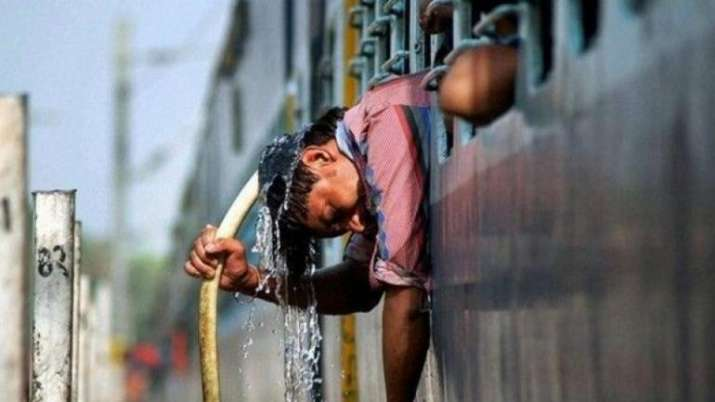 Delhi Severe heat wave, Delhi temperature, highest temperature in March since 1945 IMD