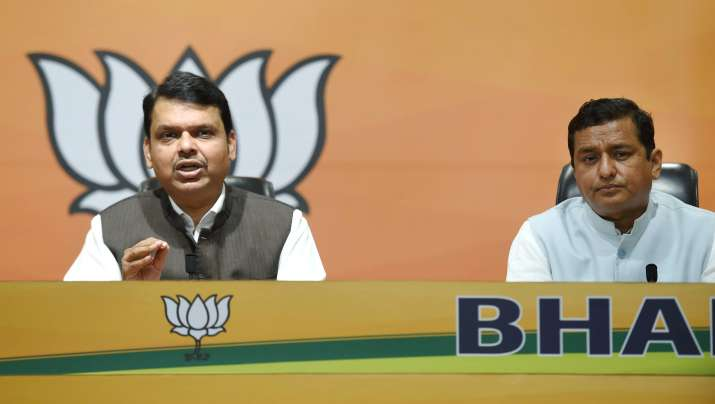 Sachin Waze 'small fish' in a big conspiracy: Fadnavis'
