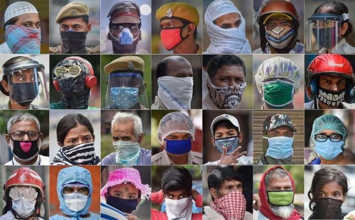 COVID19 case count India coronavirus case tally death toll active cases   India News – India TV