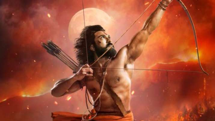 RRR: Ram Charan looks fierce as Alluri Sita Ramaraju in FIRST LOOK poster