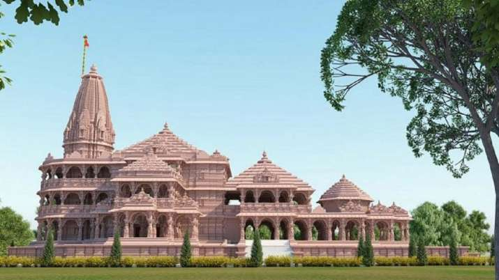 First extension of Ram Janmabhoomi premises; trust